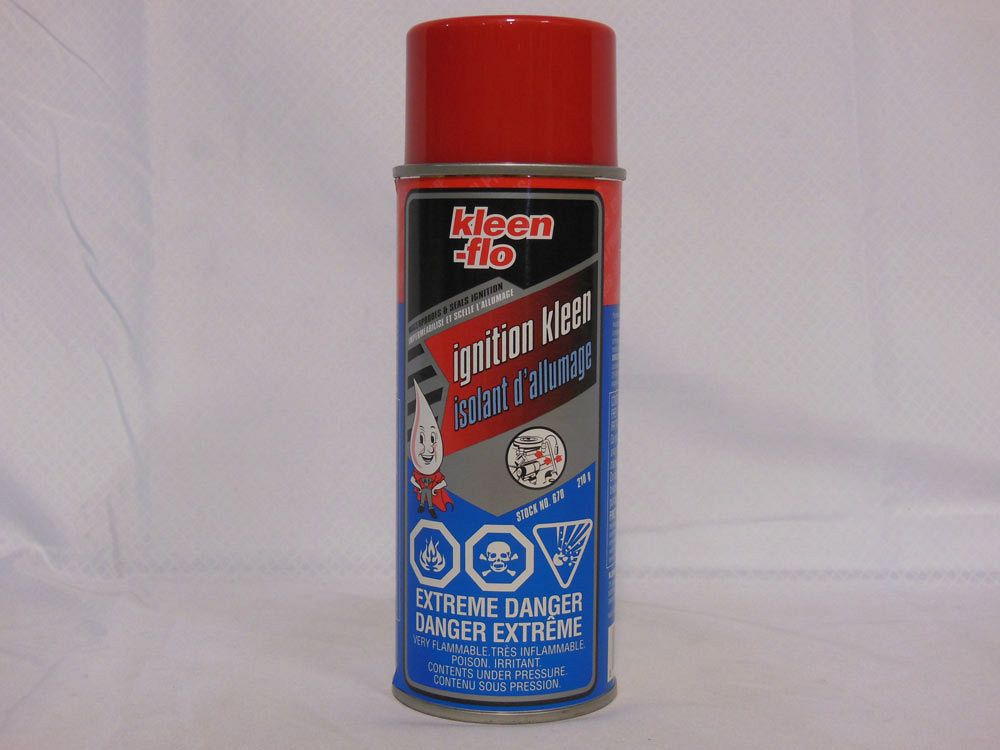 Kleen-flo Ignition Cleaner